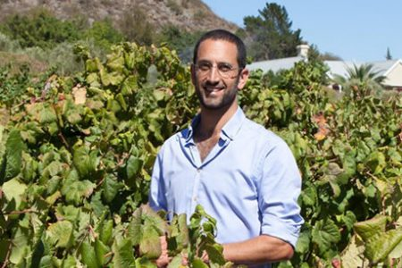 Mathieu Labaki Winemaker Cape Town