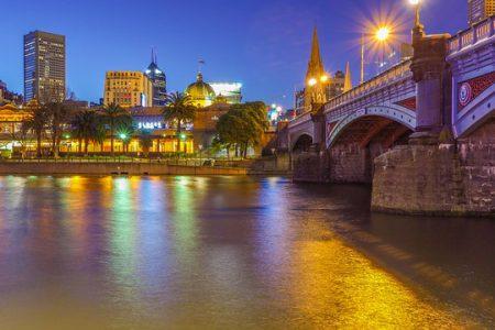 australia-Melbourne-Bridge