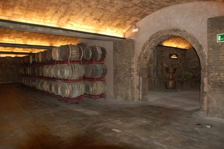 Spain-wine-cave