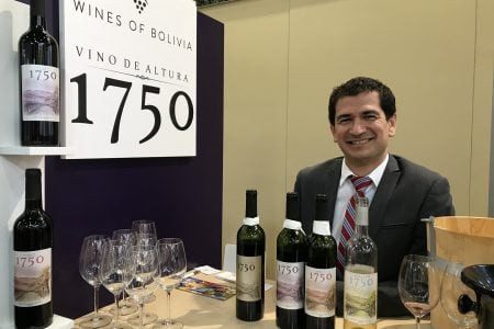 Francisco Roig Winemaker – Samaipata