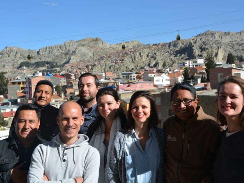 Agence de voyage locale Terra Bolivia
