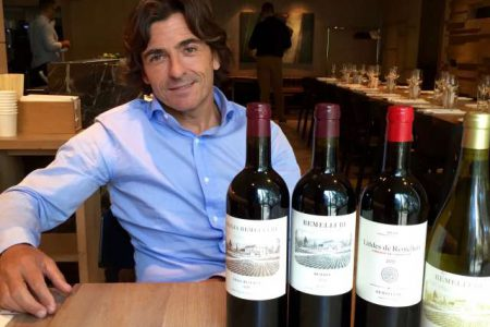 Telmo Rodriguez winemaker in Spain