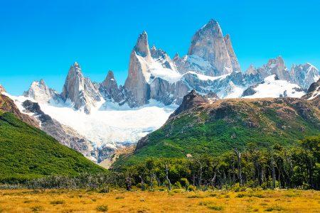 Argentina-Fitz Roy-Patagonia