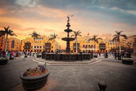 Peru-lima-plaza-mayor