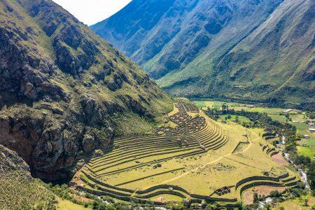 Peru-archaeology-llactapata
