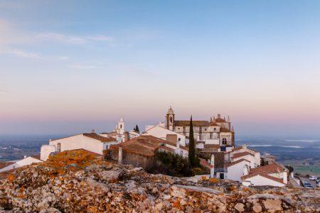 portugal-alentejo-monsaraz-sunset