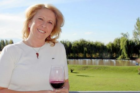 Susan Balbo Winemaker in Mendoza