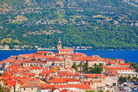 Croatia Korcula Island