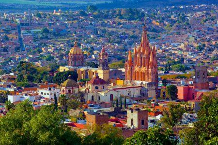 Mexico -San Miguel de Allende