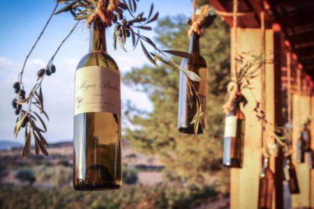 Mexico's Valle De Guadalupe wine. Deckman's en el Mogor.